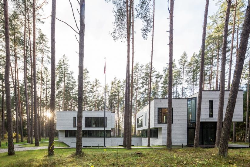 2018 Duplex in Vilnius